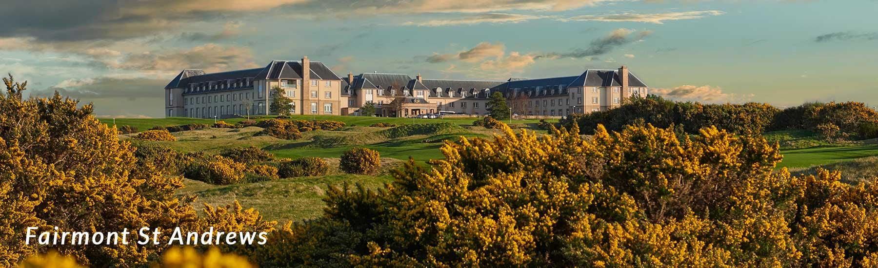 Society Golf in Scotland