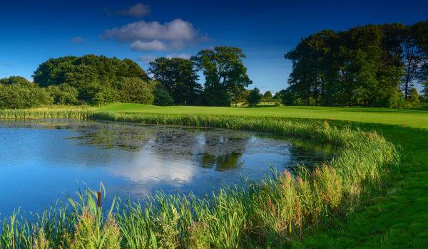 Mixed event at Galgorm Castle Golf Club