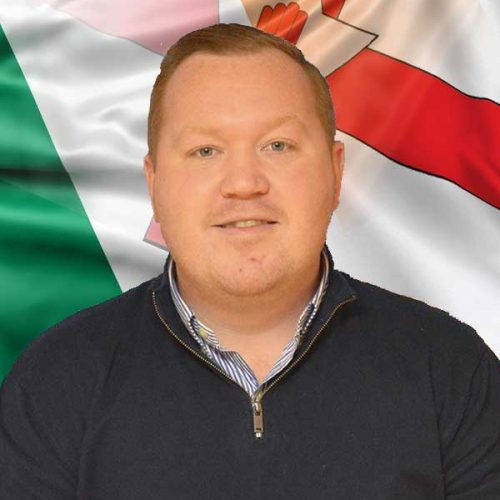 Tom - representing Ireland