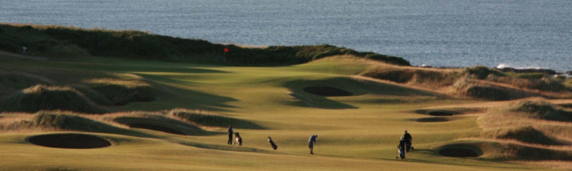 Bucket List Golf Courses in Scotland