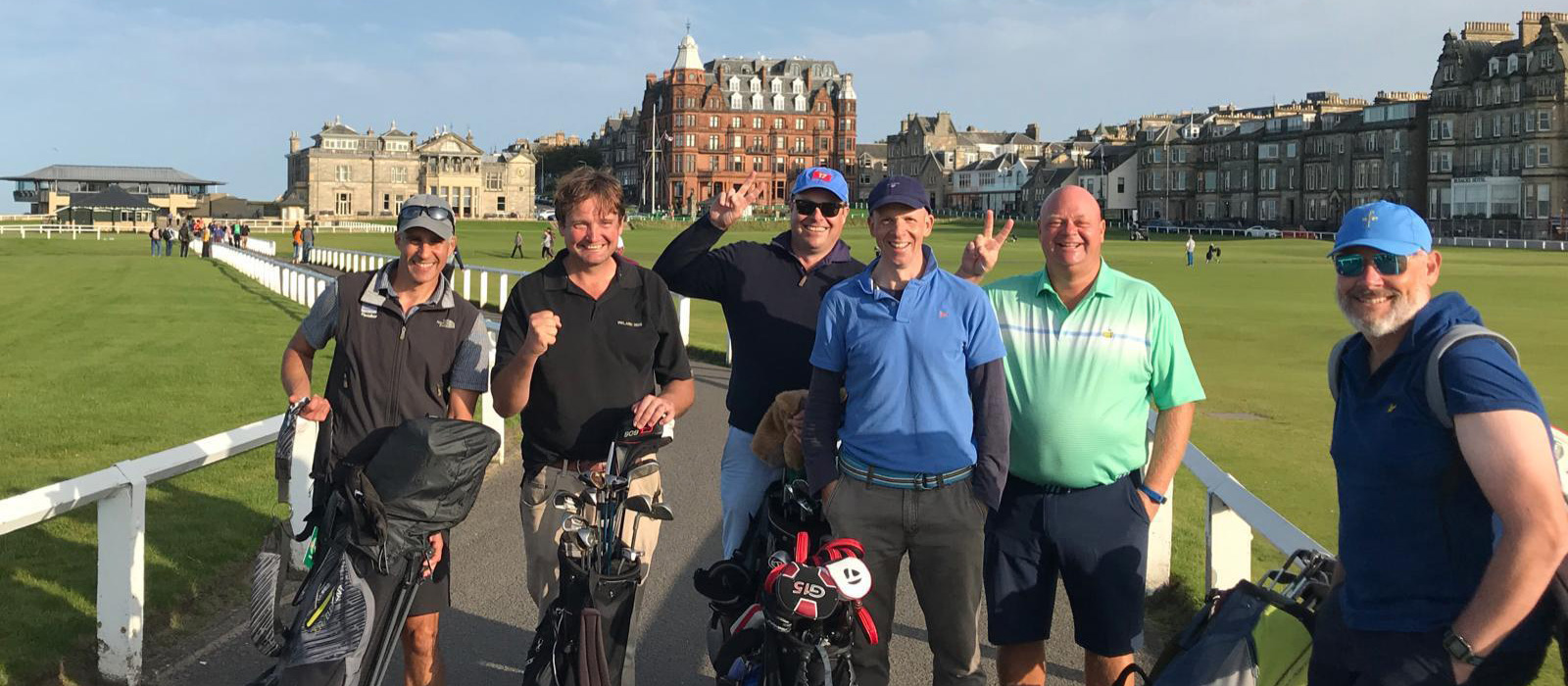 Golf in Scotland for Societies & Groups
