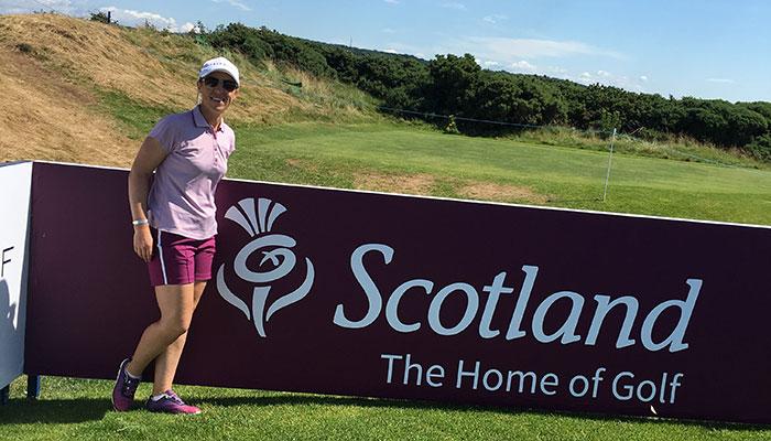 Ladies Scottish Open at Dundonald