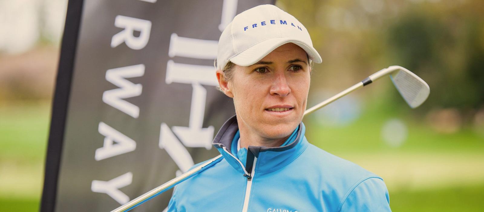Sophie Walker on Golf in Scotland