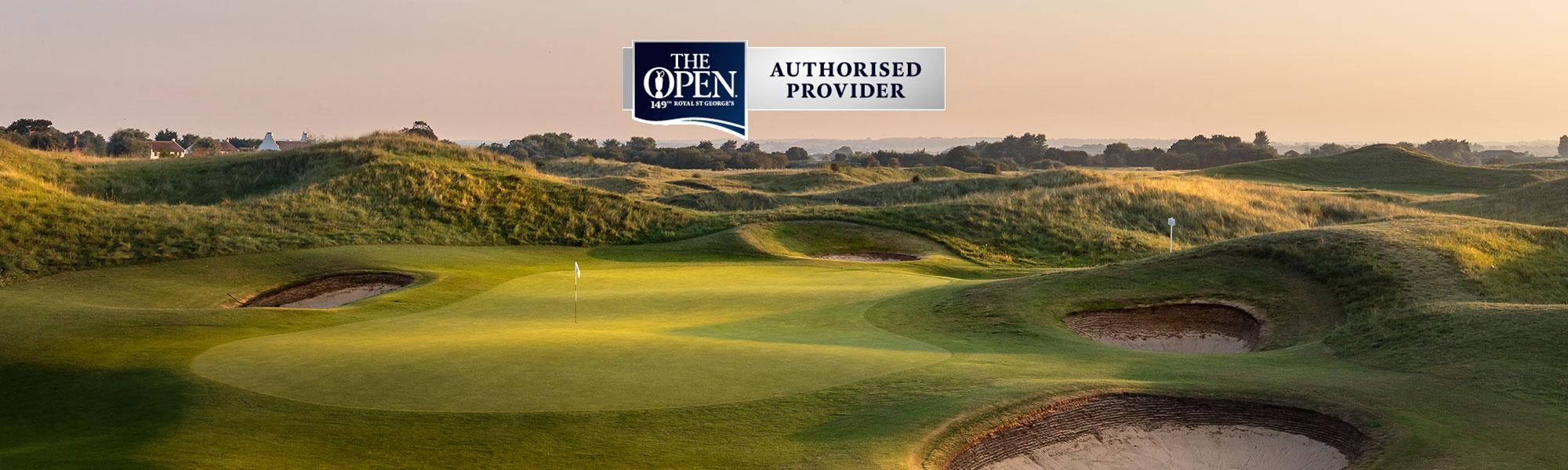 2021 Open Championship Regional & Final Qualifying Venues