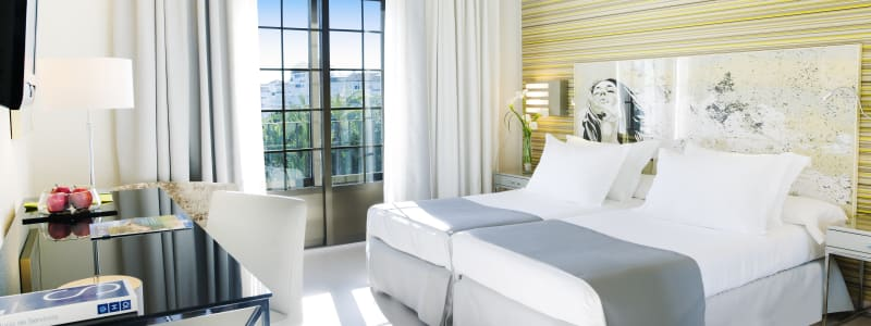 H10 Andalucia Plaza Rooms