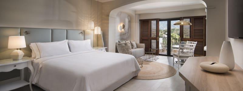 Westin La Quinta Rooms