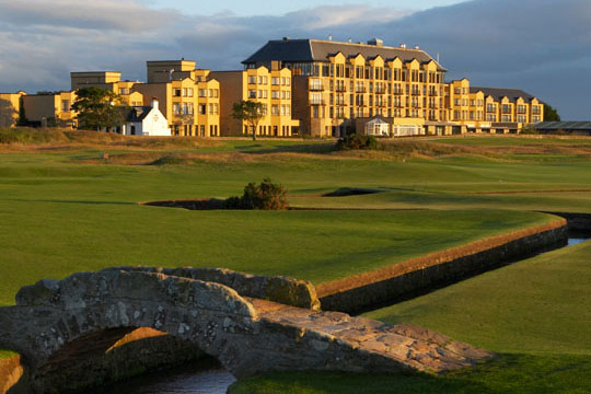 St Andrews Old Course Tee Times